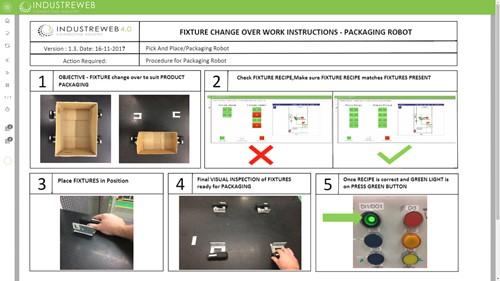 Work Instructions